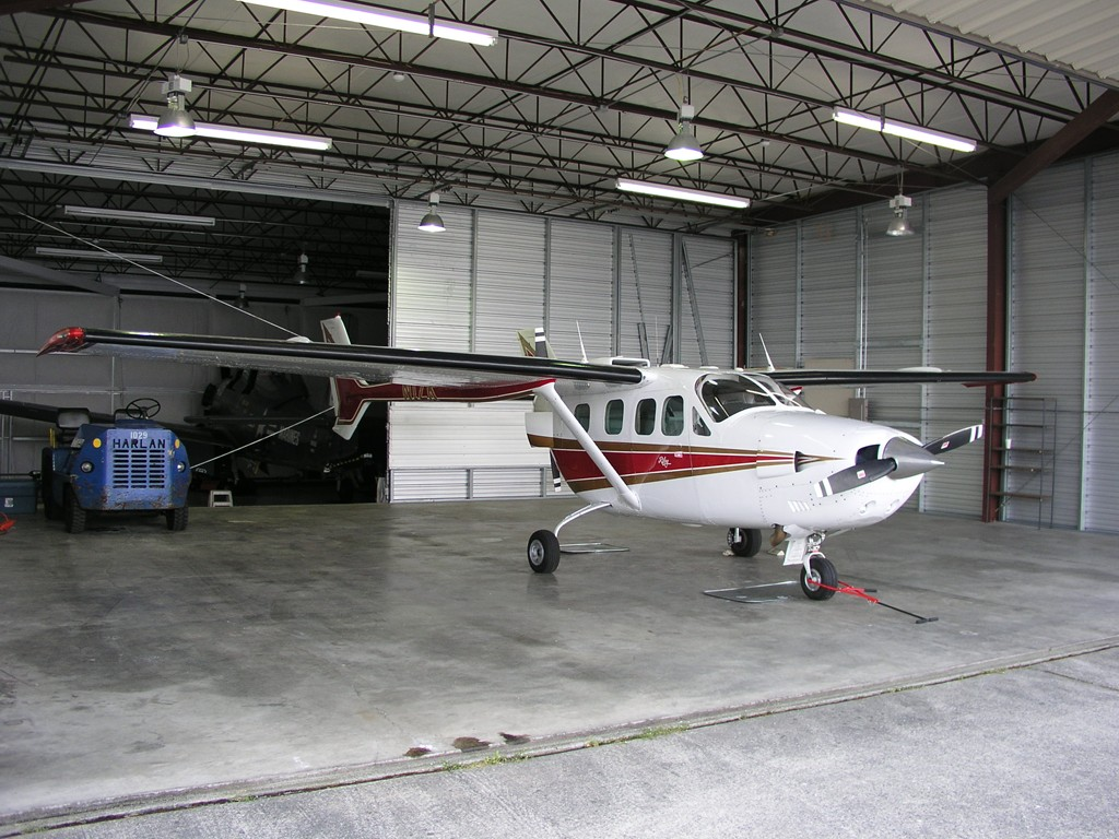 Foxhat Aviation :: Riley Rocket T337-G Skymaster
